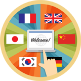 Website Language Localization