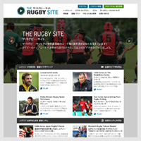 The Rugby Site - Wordpress Content Management System
